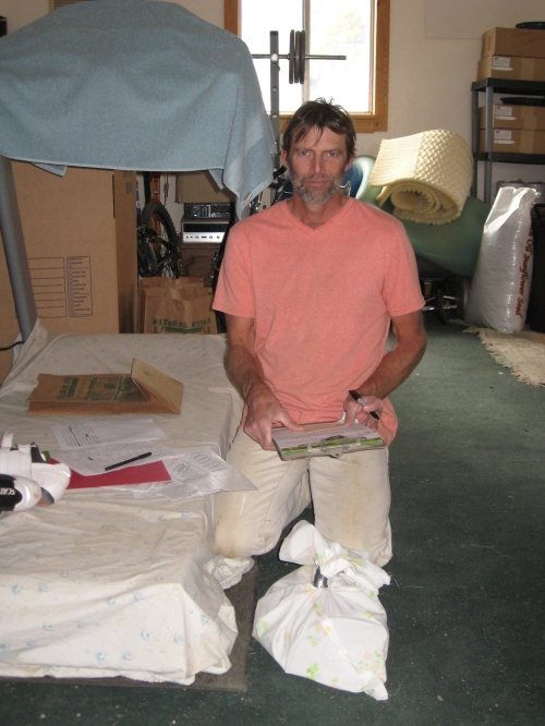 j seed shipment getting ready 10-2013