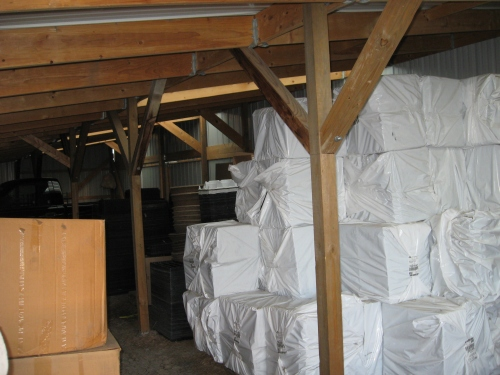 organized supply barn