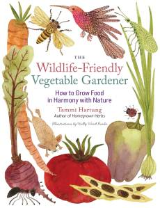 WildlifeFriendly Vegetable Gardener Cover