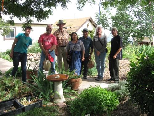 Alamosa farmers visit 036