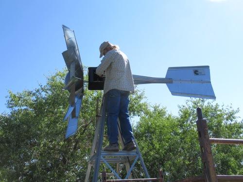 windmill repair #4
